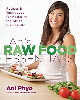 Interview giveaway anis raw food essentials blissful and fit my friend ani phyo sat down with me after her delicious raw food demo and book signing at erewhon last month forumfinder Gallery