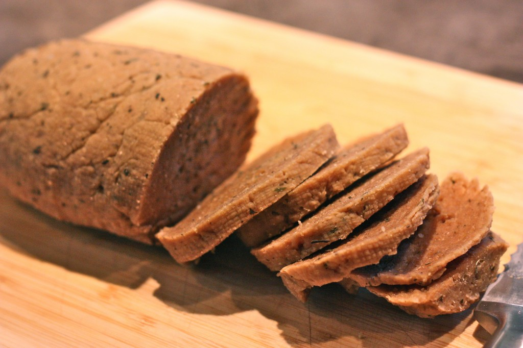 Delicious Seitan in a Pressure Cooker   The Blissful & Fit
