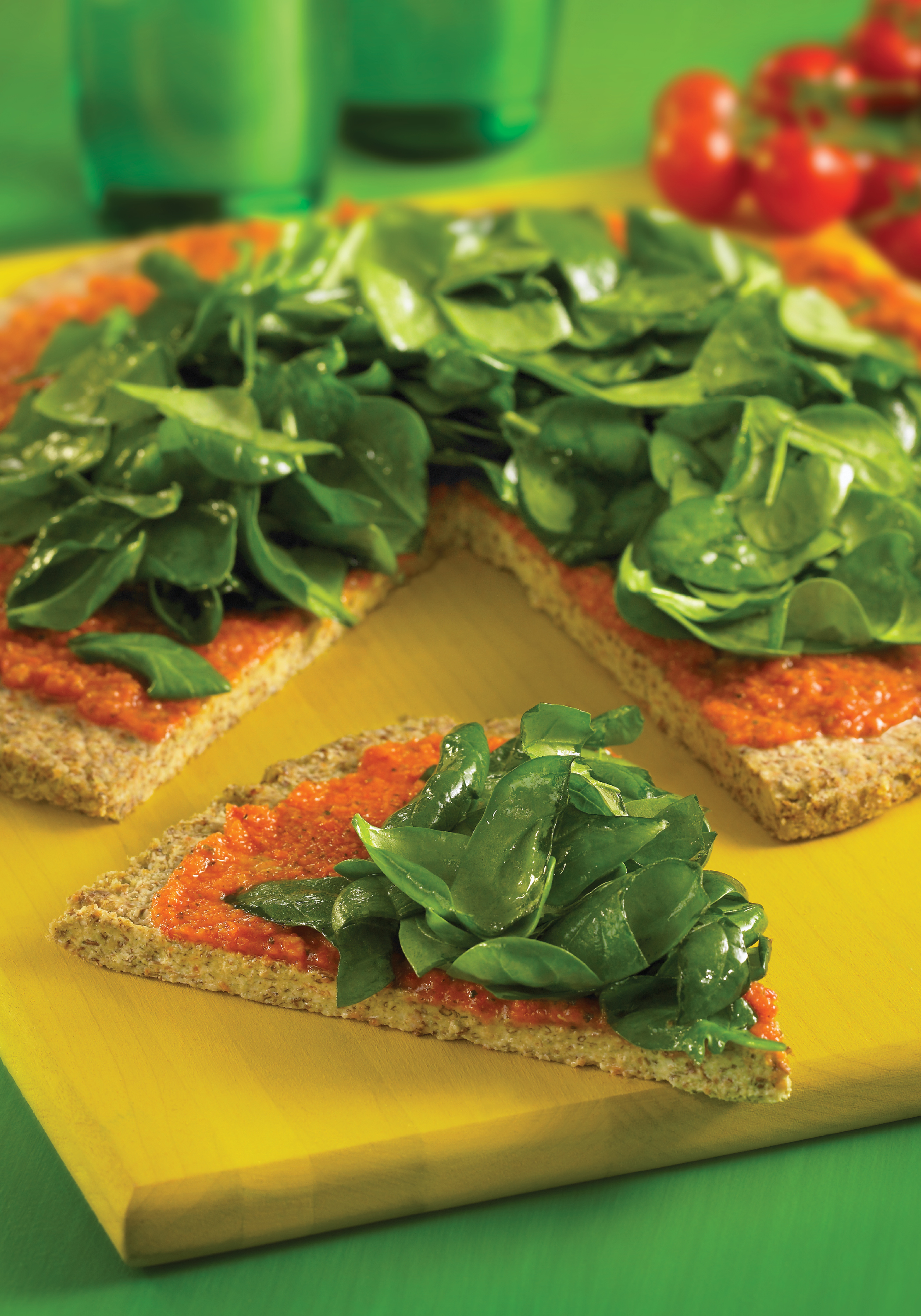 Interview with raw vegan chef doug mcnish and recipe for pizza crust buckwheat sunflower seed pizza crust forumfinder Choice Image