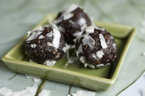 Blueberry Hemp Balls