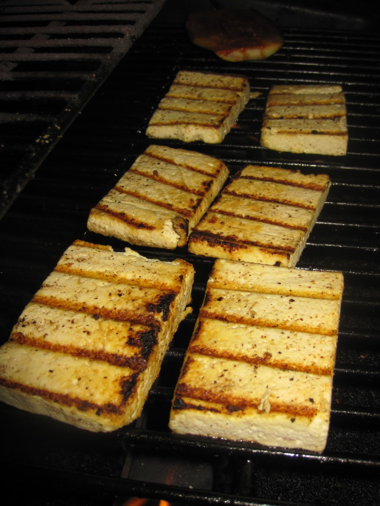 Lemon pepper Tofu