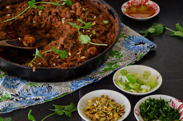 skillet chili ingredients