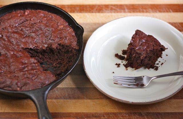 Gluten-free Vegan Hazelnut Brownies