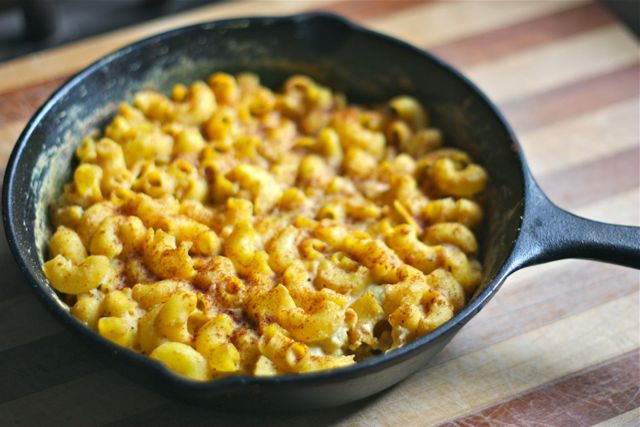 Skillet Mac n' Cheese