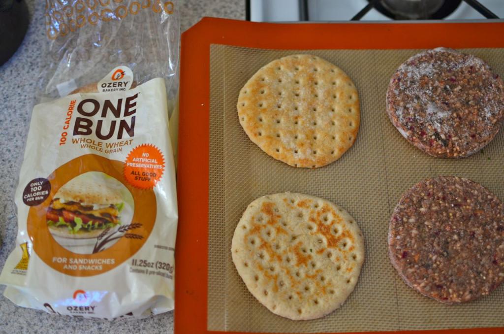 One bun and GoodSeed burgers