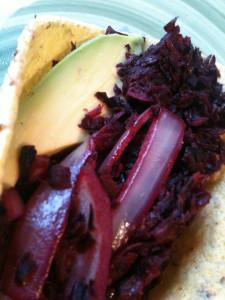 hibiscus-taco