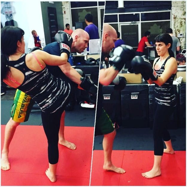 Experience Mantra 2016: Muay Thai Kickboxing - Blissful and